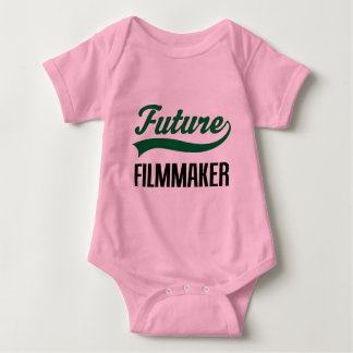 Filmmaker (Future) Child Baby Bodysuit