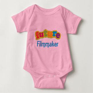Filmmaker (Future) Infant Baby T-Shirt