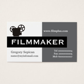 35mm Business Cards & Templates | Zazzle