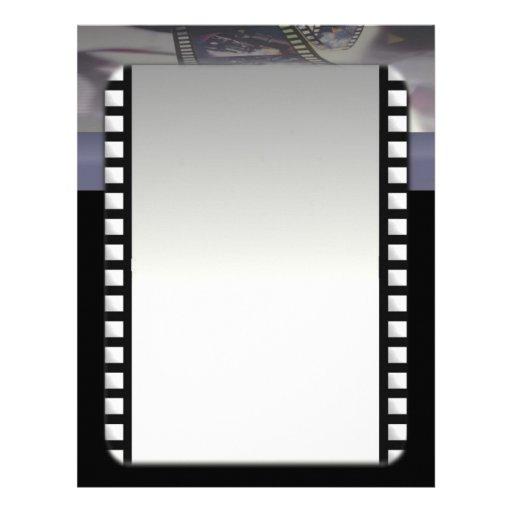 Filmmaker Letterhead