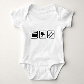 filmmaking gear baby bodysuit