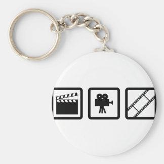 filmmaking gear keychain