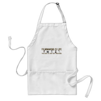 Filmmaking is Life Adult Apron