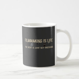 Filmmaking is Life Coffee Mug