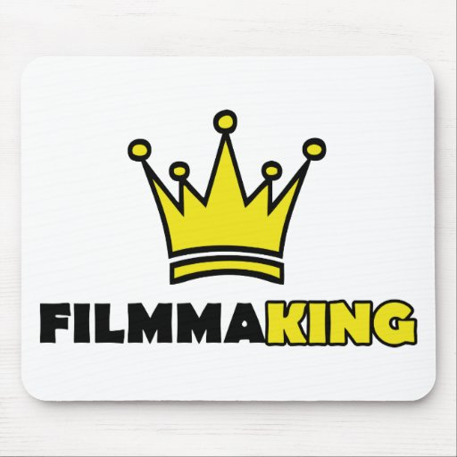 filmmaking KING director Mouse Pad