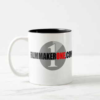 Filmmuger One Two-Tone Coffee Mug