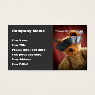 Filmophile Business Card