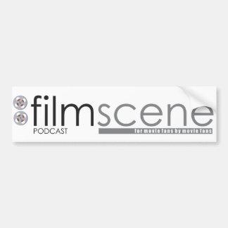 FilmScene Podcast Bumper Sticker