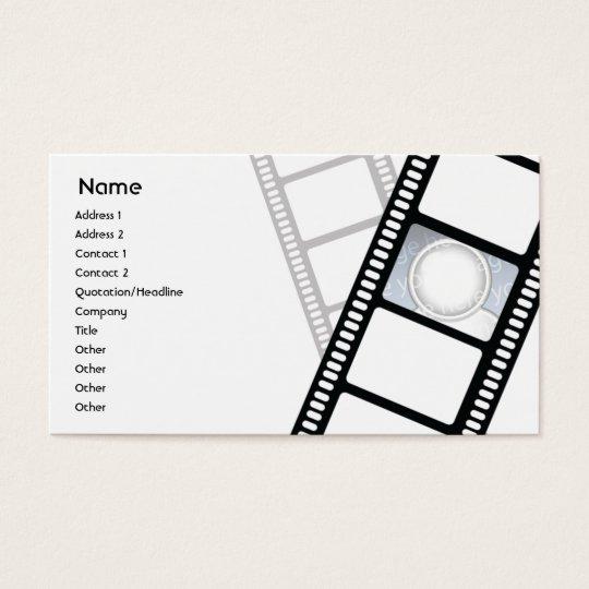 Filmstrip - Business Business Card