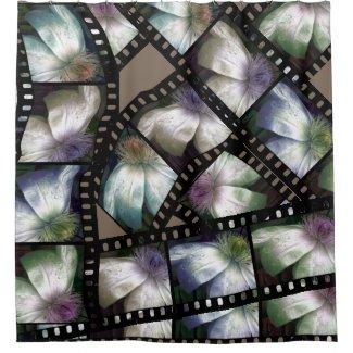Filmstrip Flower Tones