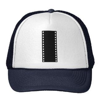 Filmstrip - película gorras