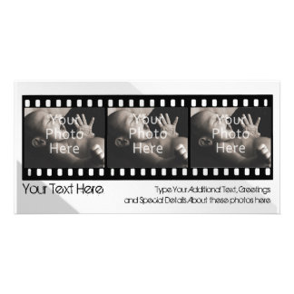 Filmstrip Photo Card, Any Occasion... Card