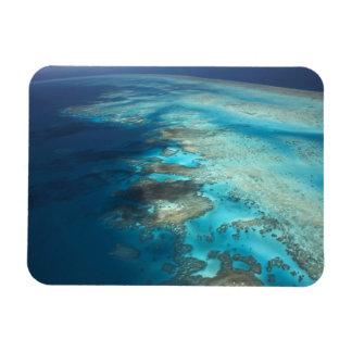 Filón de Arlington, parque marino de la gran barre Imán