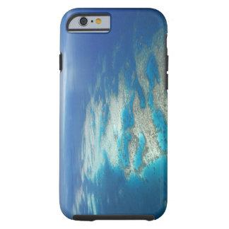 Filón de la lengua, parque marino de la gran funda resistente iPhone 6