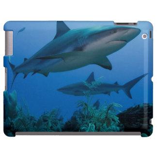 Filón del Caribe Shark Jardines de la Reina Funda Para iPad