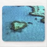 Filón del corazón - Australia Mouse Pad