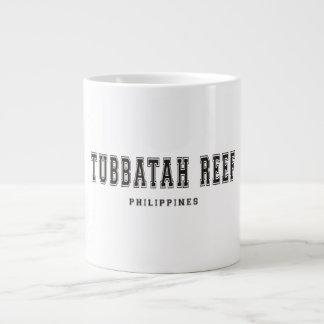 Filón Filipinas de Tubbatah Taza Grande