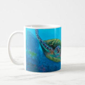 Filón tropical hawaiano de los pescados de la taza