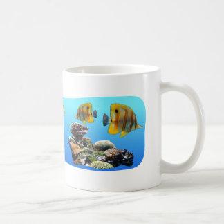 Filón tropical taza de café