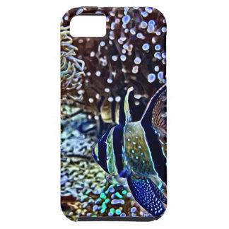 Filón y pescados vivos funda para iPhone SE/5/5s