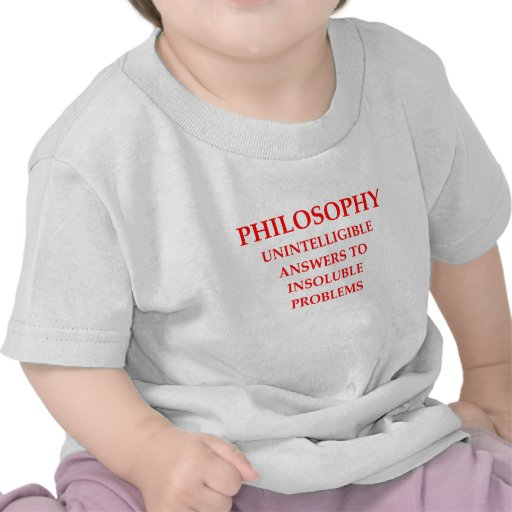 filosofía camisetas