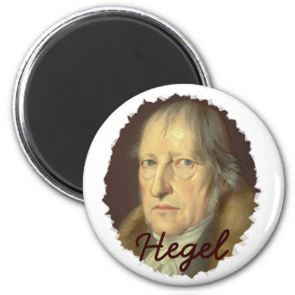 Filósofo Jorge Hegel Imán De Frigorifico