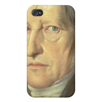 Filósofo Jorge Hegel iPhone 4/4S Carcasas