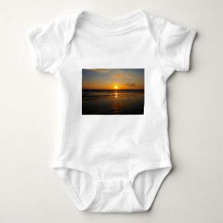 Filtered Sunset Baby Bodysuit