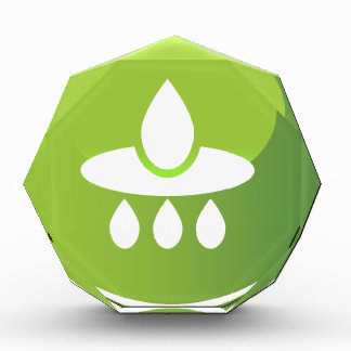Filtered Water Icon Award