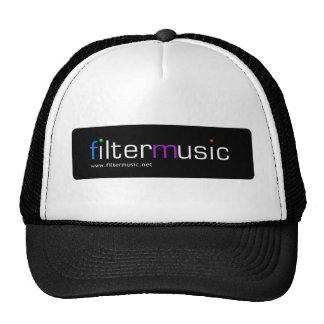 FilterMusic hat