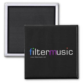 FilterMusic Magnet