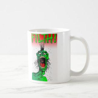 Filth-Banner Coffee Mug