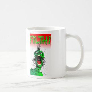 Filth Comic Coffee Mug