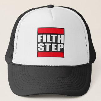 FILTHSTEP Dubstep Filth Filthy Dub Step Trucker Hat