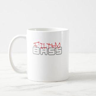 FILTHY BASS Dubstep Dub step Reggae Electro Coffee Mug