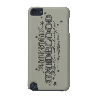 Filthy Mudblood iPod Touch (5th Generation) Case