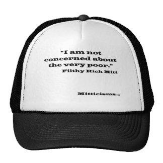 Filthy Rich Mitt Trucker Hat