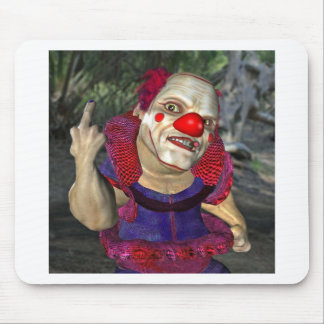Filthy the Clown Mouse Pad