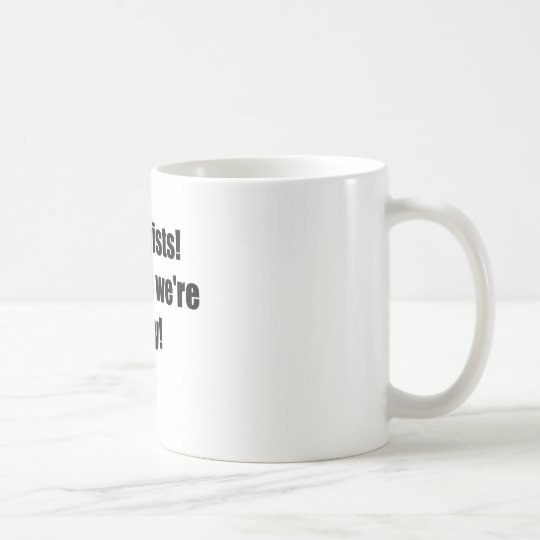filthyblack coffee mug