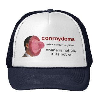 filtros del conroydom gorra
