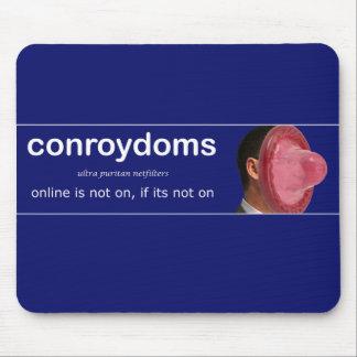 filtros del conroydom alfombrilla de raton