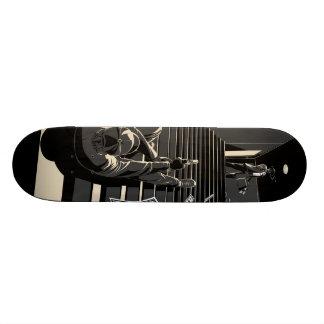 Fim noir skateboard