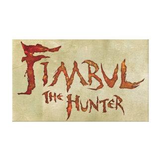 Fimbul The Hunter Canvas Print