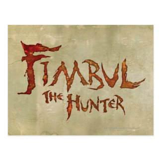 Fimbul The Hunter Post Card