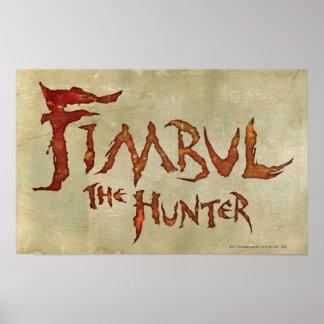 Fimbul The Hunter Poster