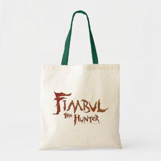 Fimbul The Hunter Tote Bag