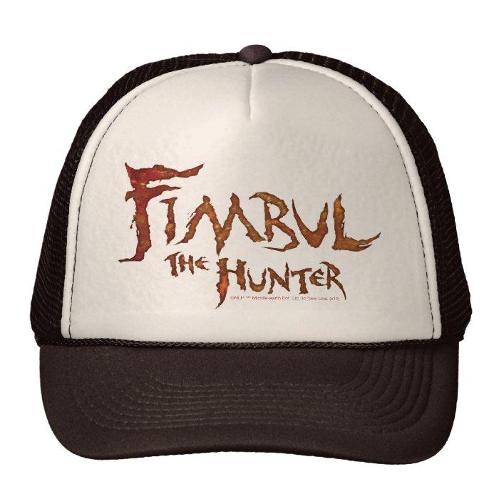 Fimbul The Hunter Trucker Hat