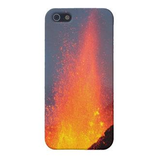 Fimmvörðuháls Volcano - Iceland iPhone SE/5/5s Case