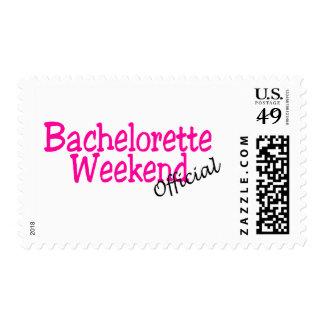 Fin de semana de Bachelorette (funcionario/rosa) Envio