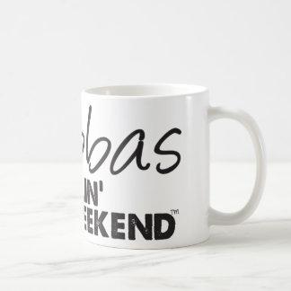 Fin de semana de Bubbas 4Wheelin' Tazas